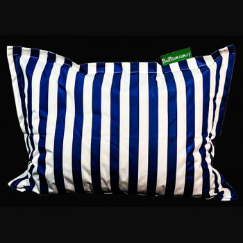 Thick Royal Blue and White...